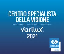 Centro specialista della visione - Varilux 2021